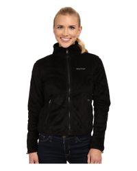 Marmot | Black Cosset Component Jacket | Lyst