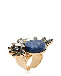 Anton Heunis | Blue Wing Shaped Ring | Lyst