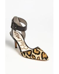 Sam Edelman Black 'okala' Pump