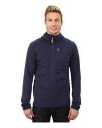 Fjallraven | Blue Keb Fleece Jacket for Men | Lyst