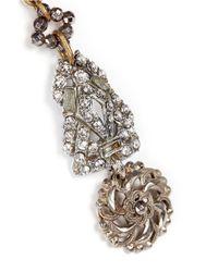 Lulu Frost - Metallic 100 Year Vintage Earrings - Lyst