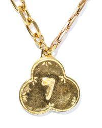Lulu Frost - Metallic Victorian Plaza #7 Necklace - Lyst
