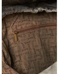 Bed Stu Gray Missoula Backpack