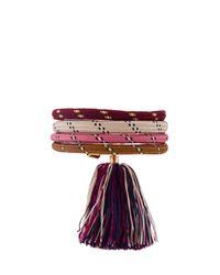 Isabel Marant - Multicolor Everest Bracelet - Lyst