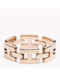 Tommy Hilfiger Metallic Signature Bracelet