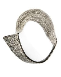 Jean-Francois Mimilla | Black Collar Necklace | Lyst