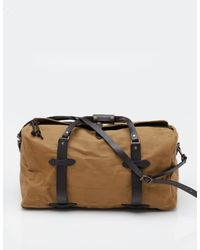 Filson | Brown Medium Duffle Bag In Tan for Men | Lyst