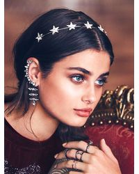 Free People | Metallic Taylor Ear Cuff | Lyst
