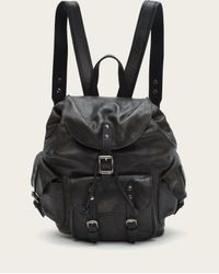 Frye | Black Veronica Backpack | Lyst