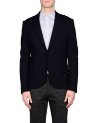 Patrizia Pepe | Blue Blazer for Men | Lyst