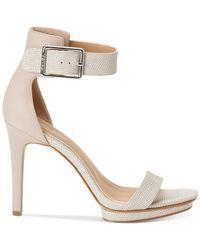 Calvin Klein Natural Women's Vable Sandals