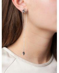 Lara Bohinc | Metallic 'fauna' Earrings | Lyst