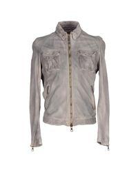 Meatpacking D - Gray Jacket for Men - Lyst