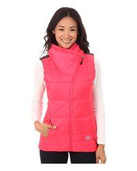 686 | Pink Glcr Serenade Infiloft Vest | Lyst