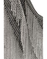 Isabel Marant | Metallic Plastron Necklace | Lyst