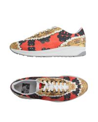 Dirk Bikkembergs - Multicolor Low-tops & Trainers for Men - Lyst