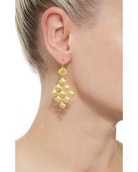 Marie-hélène De Taillac - Metallic 22K Yellow Gold Mermaid Earrings - Lyst