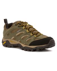 Merrell - Natural Moab Waterproof for Men - Lyst