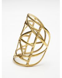 Free People | Metallic Oba Cuff | Lyst
