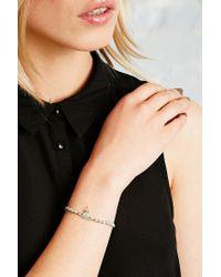 Vivienne Westwood - Green Kate Friendship Bracelet in Mint - Lyst