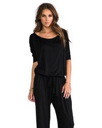 Rachel Pally Wallace Jumpsuit in Black