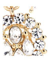 Isharya | Metallic Bling Maharani Earrings | Lyst