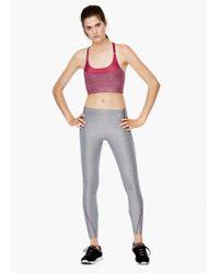 Mango | Gray Fitness & Running - Slimming Effect Leggings | Lyst