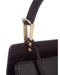 Balenciaga Black Le Dix Cartable S Cross-Body Bag