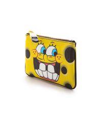 Moschino Spongebob Pouch Blackyellow