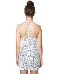 Nasty Gal - White Dream Escape Lace Dress - Lyst