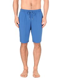 Derek Rose - Blue Basel Stretch-jersey Shorts for Men - Lyst