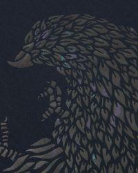 Ted Baker | Blue Bird Print T-shirt for Men | Lyst