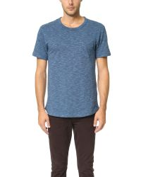 Obey | Blue Valencia Tee for Men | Lyst