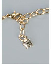 Nina Ricci   Metallic Embellished Pendant   Lyst