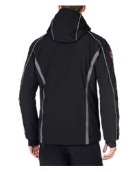 Napapijri | Black Ski Jacket for Men | Lyst