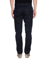 Red 5 Black Casual Pants for men