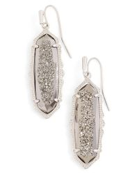 Kendra Scott | Metallic 'mystic Bazaar - Fran' Drop Earrings | Lyst