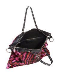 Just Cavalli - Pink Handbag - Lyst