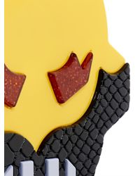 Stella McCartney | Yellow Superstellaheroes Brooch | Lyst