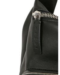 Marni - Black Large Nappa Leather Backpack for Men - Lyst