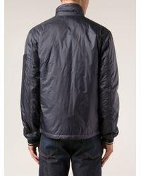 Stone Island Blue Lightweight Jacket for men