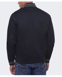 Stussy | Blue Bomber Jacket for Men | Lyst
