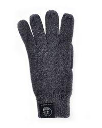 Cheap Monday - Gray Gloves for Men - Lyst