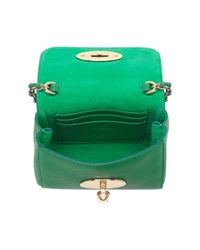 Mulberry - Green Mini Lily - Lyst
