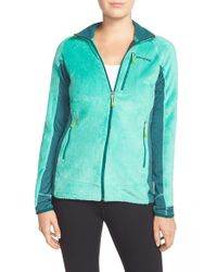 The North Face | Green 'agave' Water Repellent Jacket | Lyst