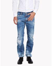 DSquared² | Blue Dean Jeans for Men | Lyst