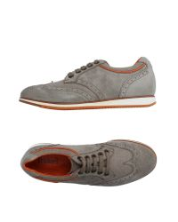 Tricker's - Gray Low-tops & Trainers for Men - Lyst