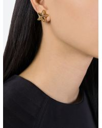 Givenchy | Metallic Star Earring | Lyst