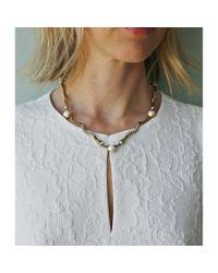 Lulu Frost | Metallic Serpentine Necklace | Lyst
