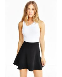 Truly Madly Deeply - White Asymmetrical Tank Top - Lyst